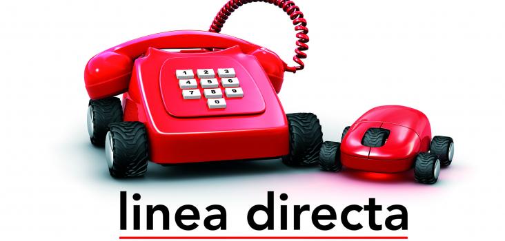 teléfono gratuito Línea Directa